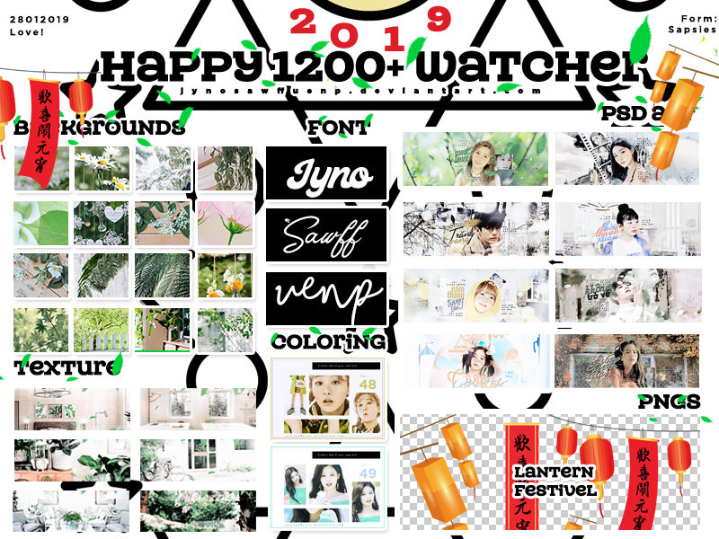 {STOPSHARE} HAPPY 1200+WATCHER. HAPPY NEW YEAR