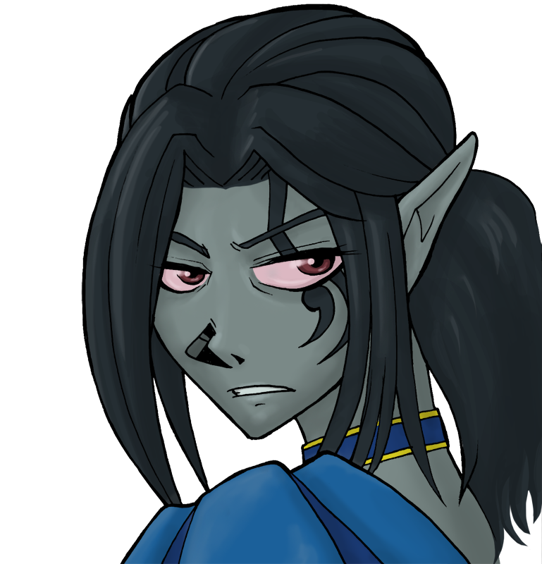 What the eff did you just say n'wah by pyrogina on DeviantArt