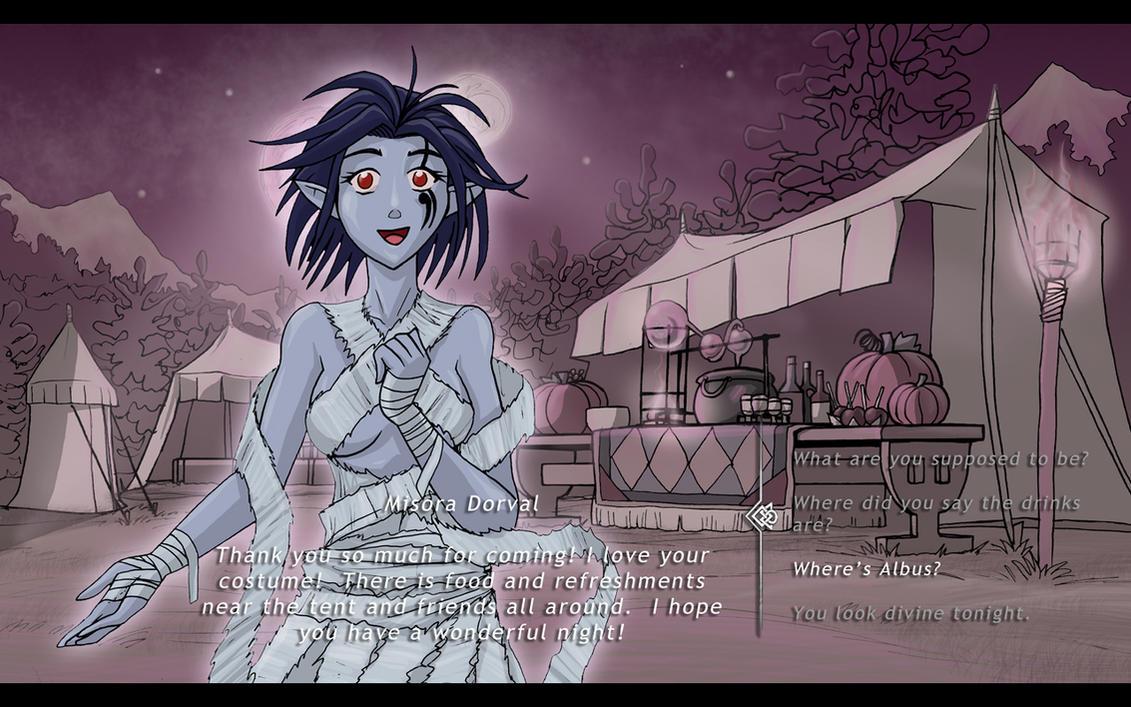 Frostfall Gala by pyrogina