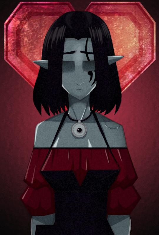 DA Love Interest Miso by pyrogina