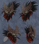 Talon of Crota faces