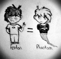 Fenton Equals Phantom by Cloudcrossing