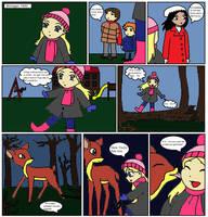 OUAD winter wishes page1 by MissJulyFarraday
