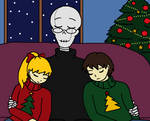 Once Upon A Handplate: a peaceful christmas sleep
