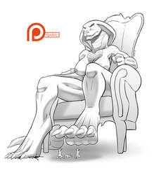 $20 Monthly Sketch reward Mar 19 A by SpokleArt