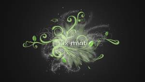 Linux Mint Goes Dark by kensai111