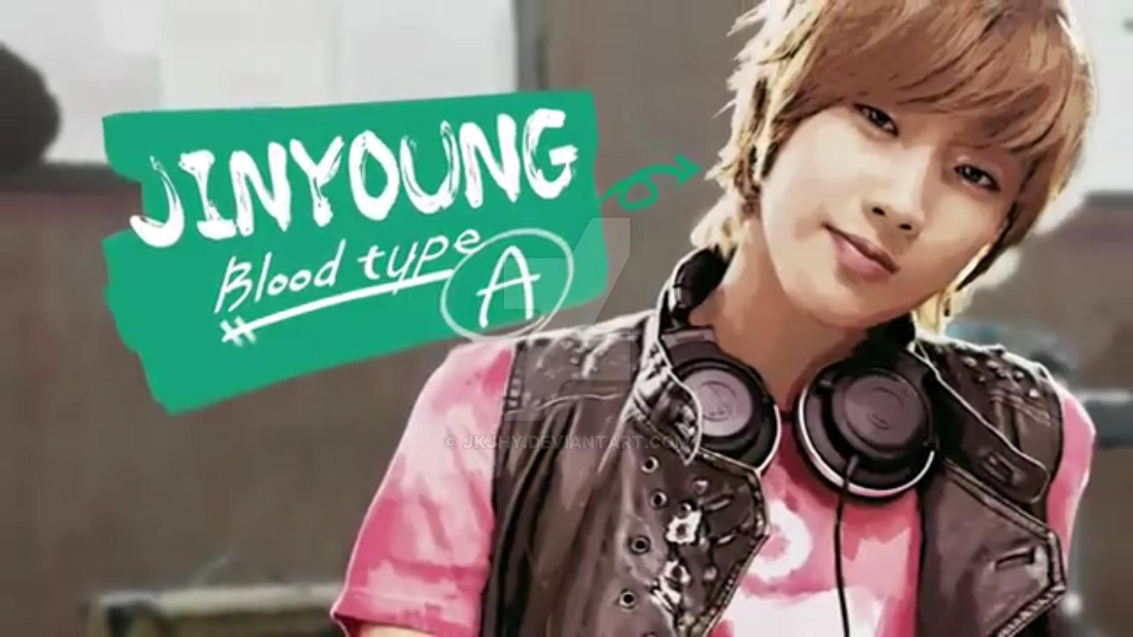 B1A4 Jinyoung by jkjhy  B1a4 Jinyoung And Suzy