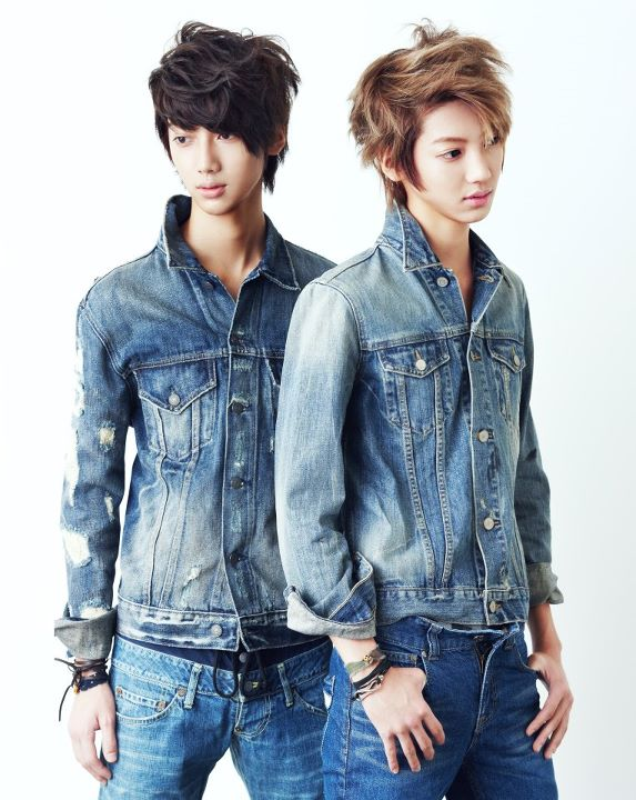 kwangmin and youngmin by jkjhy