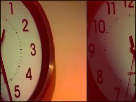 Time Keeps Running Away by darklanternssee