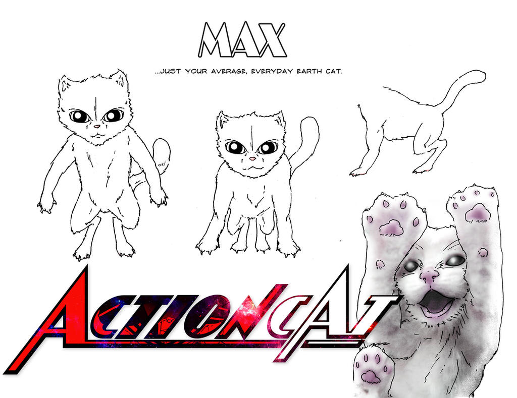 Max ACTIONCAT by taymerica