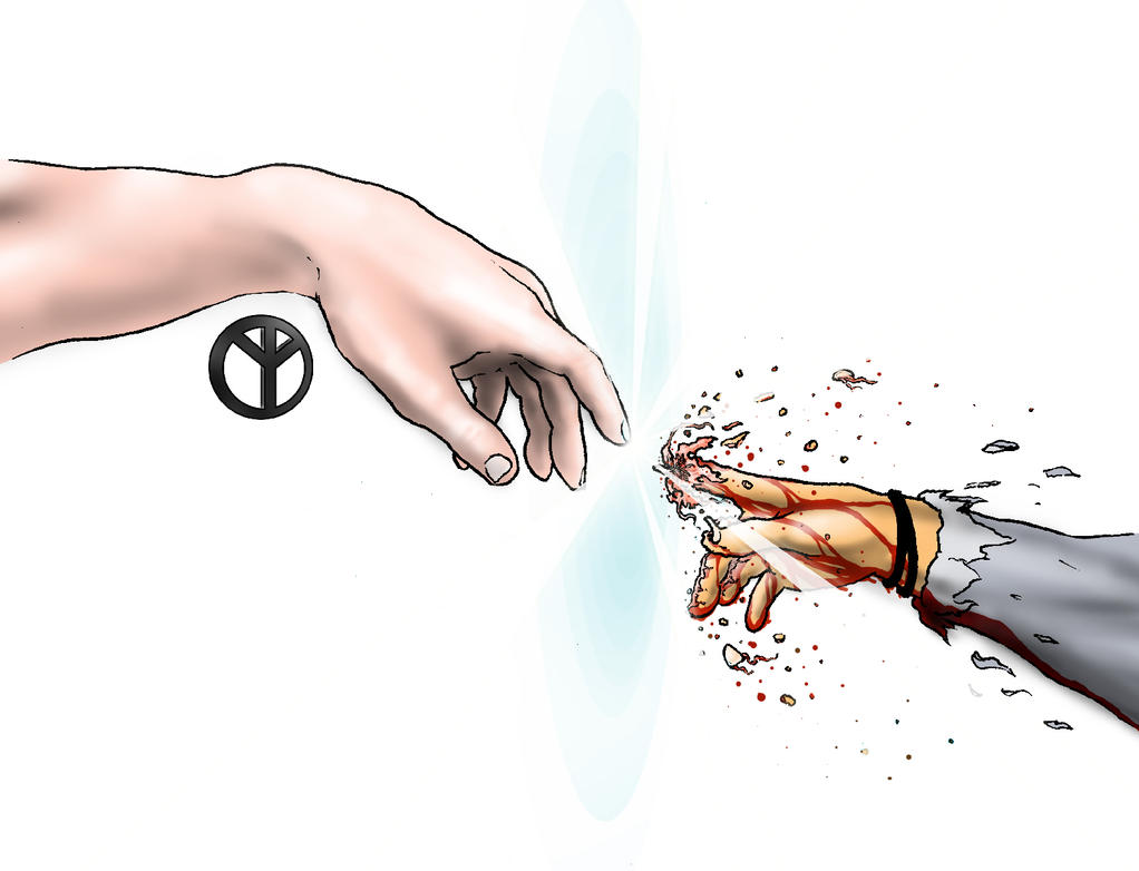 Hand of Life by taymerica