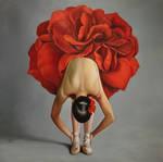 Spanish rose by Raipun