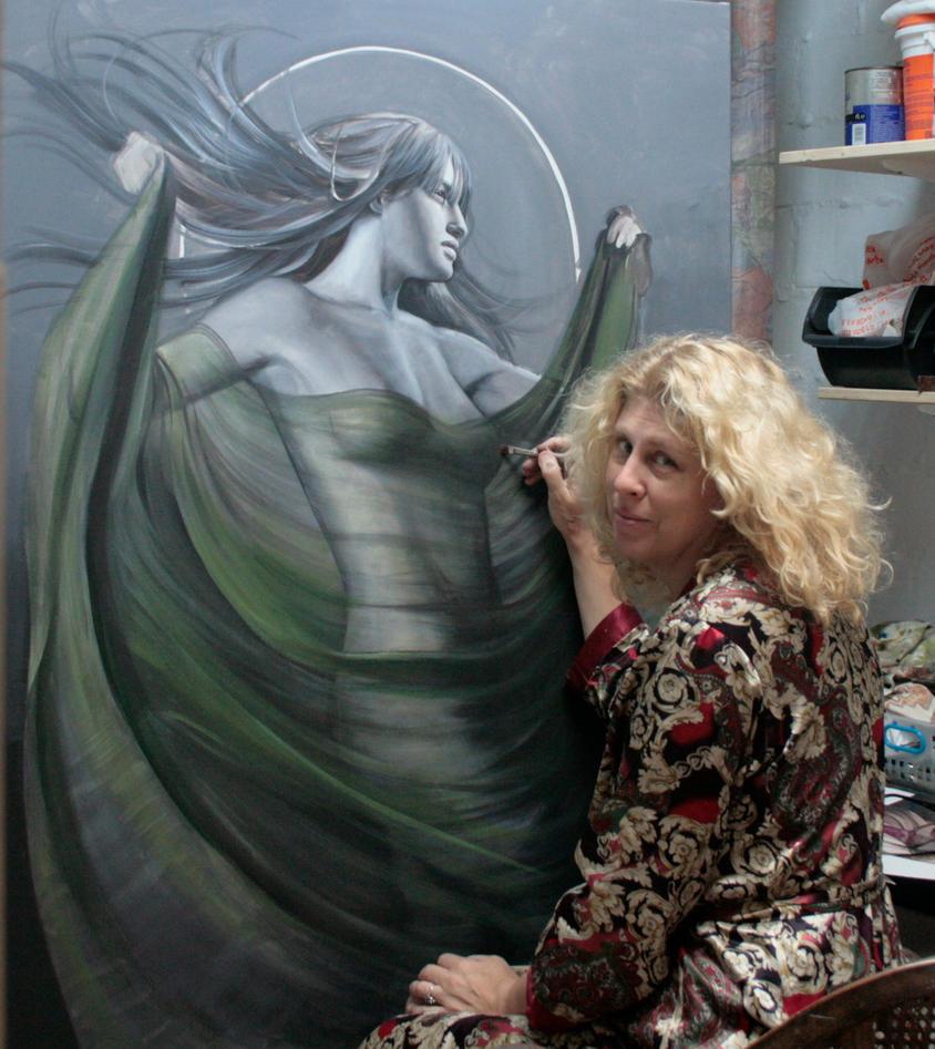 Aphrodite by Raipun