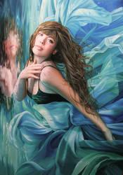 Blue Lagune by Raipun