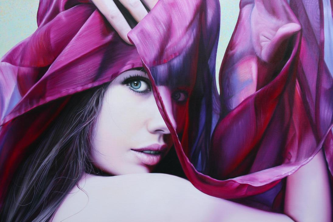 Pink, detail by Raipun