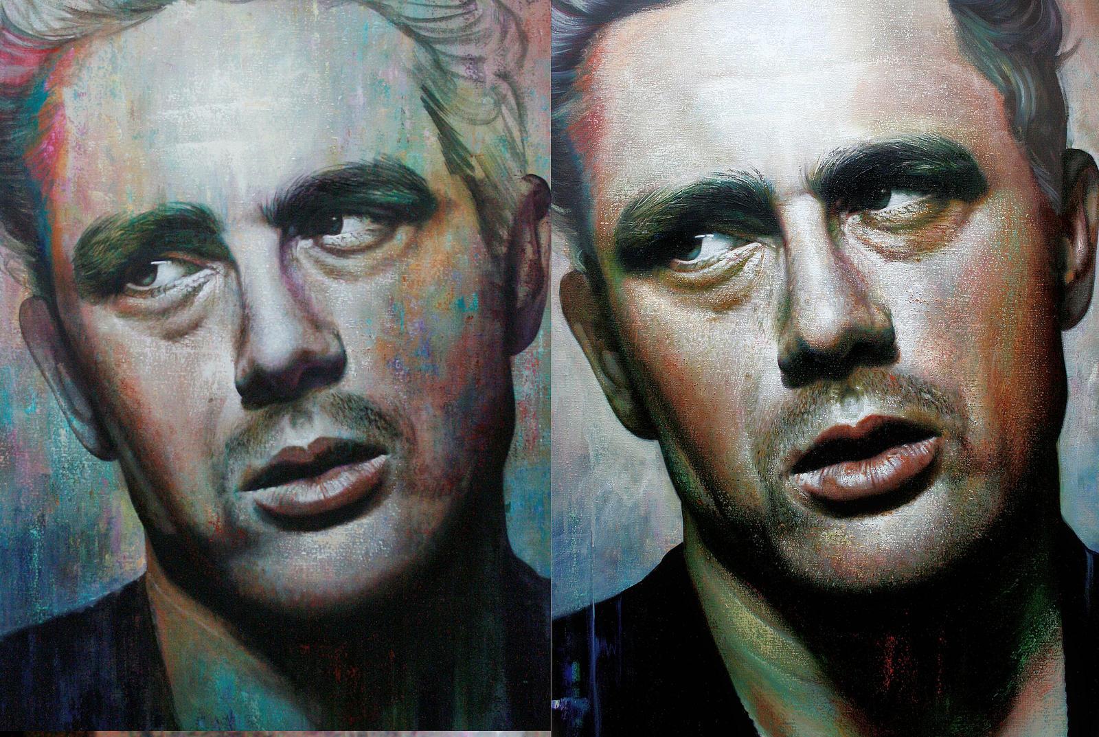 Acrylic's versus oilpaint by Raipun