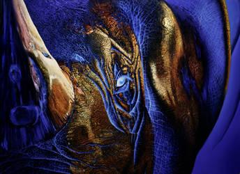 Rhino by Raipun