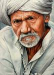 Old man details