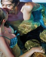 The kiss by Raipun