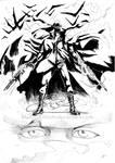 Van Helsing by Mokolat-Illustr