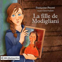 La fille de Modigliani by Mokolat-Illustr