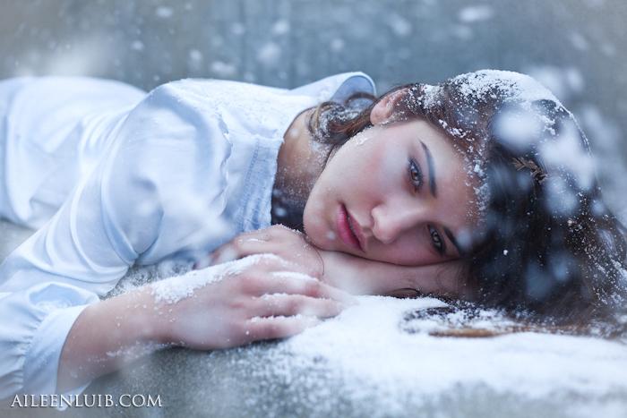 Snowfall by AileenLuib