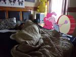 Pinkie Pie is My Alarm Clock