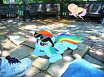 Rainbow Dash is So Bored