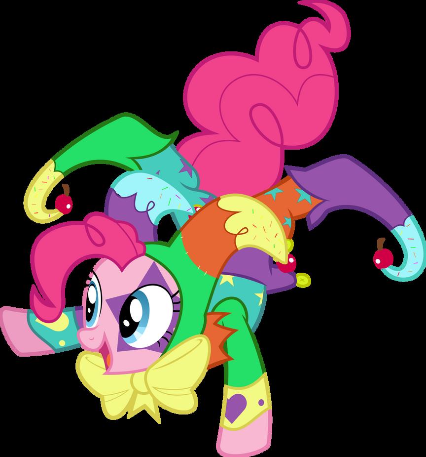 The Pink Jester by EMedina13