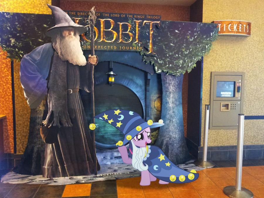 Twilight is a Hobbit Fan by EMedina13