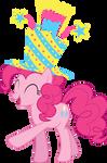 Pinkie Pie's New Year Spirit- New Years Collab