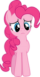 A Concerned Pinkie