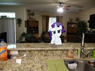 Rarity is Just Bored