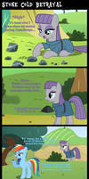 Stone Cold Betrayal