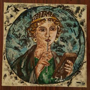 Saffo, Ancient Rome