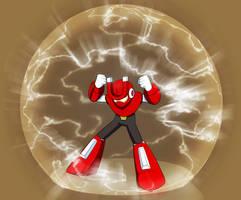 Magnetman by Design-Escape