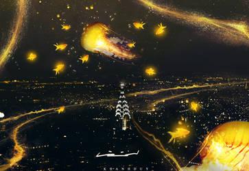 Happy New Year by Arang-Handvigne
