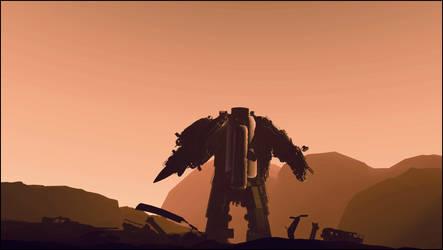 Titan by Debilowskij