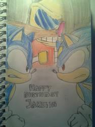 Jakeiii Birthday Drawing