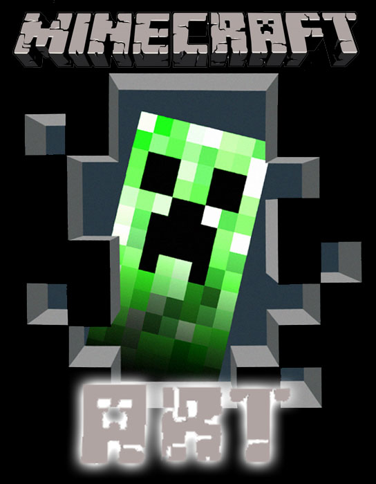 Minecraft Art Folder Pic by Gaming-Master