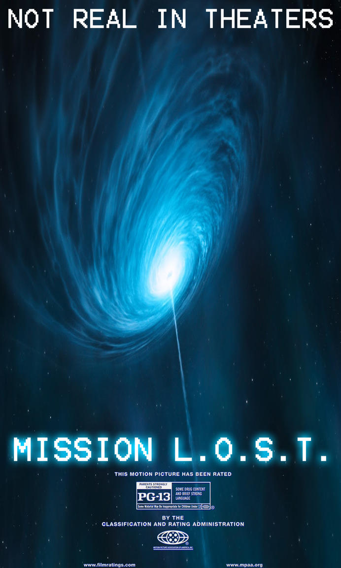 Mission L.O.S.T. Poster 4 by Gaming-Master