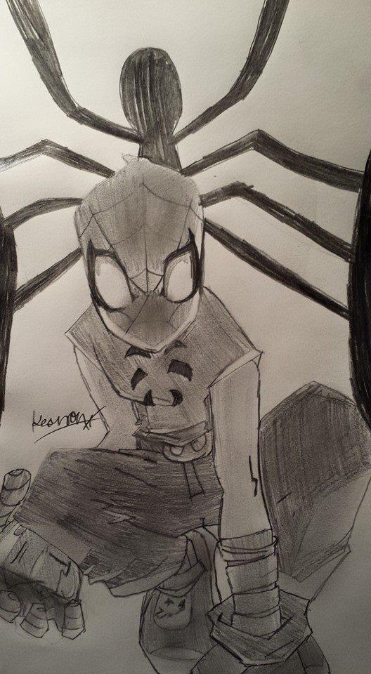 Mangaverse Spider-Man by Gaming-Master