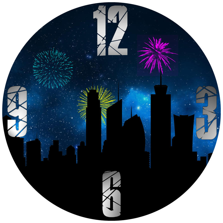 Chicago- Clock Design (2) by Gaming-Master