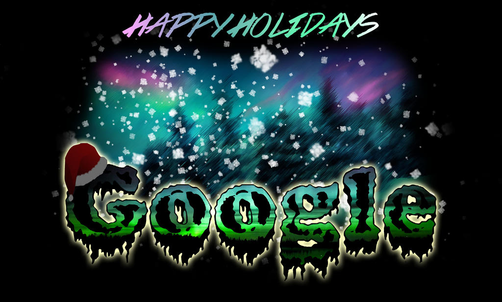 Google Doodle- Christmas by Gaming-Master ...