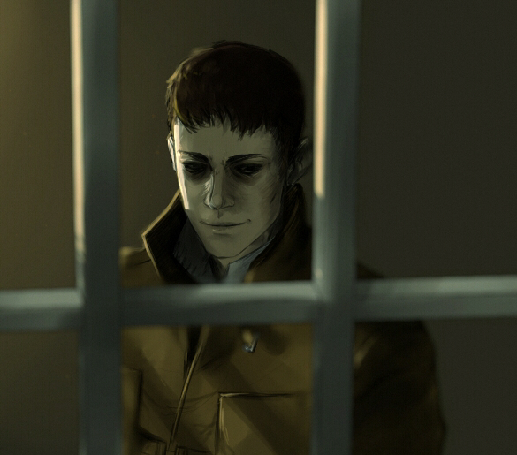 My dear Corvo by Nateyou
