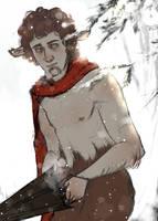 Mr. Tumnus by Nateyou