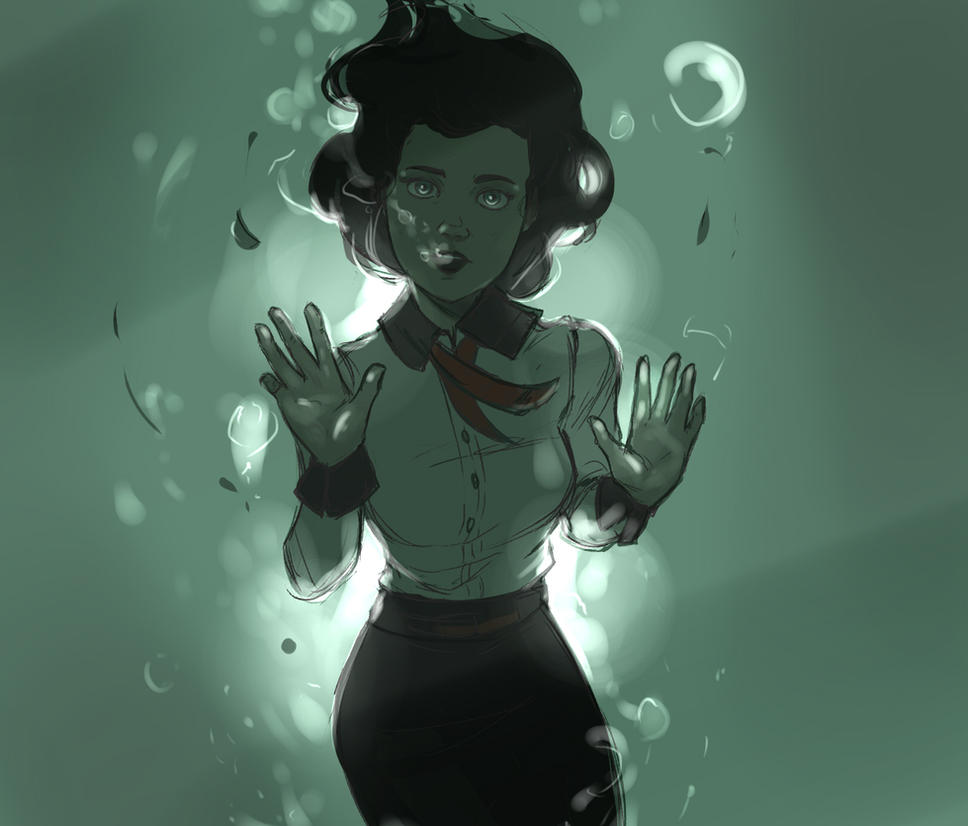 burial at sea by Nateyou
