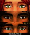 Potter's Eyes