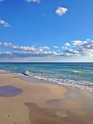 Beach life. by cutofakiss