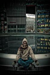 berlin meditation by Luca De Bellis by Luca-De-Bellis
